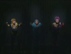 Cuarteto amazonas y el espejo de los sueños (yume senshi-ai-eien ni)