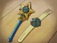 Zegarek Ami i Mercury Star Power Stick