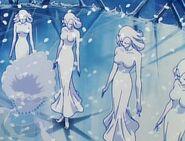 A snowdancer