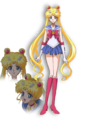 Sailor Moon Crystal Design