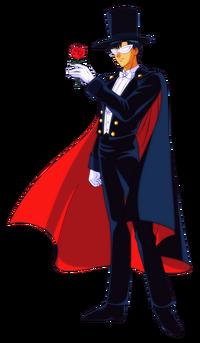 Tuxedo Mask - Anime