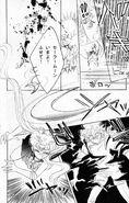 Crescent Boomerang manga Sailor Moon