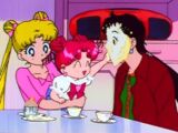 A Night Alone Together: Usagi in Danger