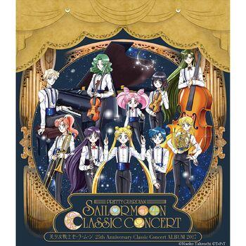 Sailor Moon 25th Anniversary Classic Concert ALBUM 2017.jpg