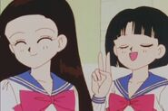 Yumiko i Kuri