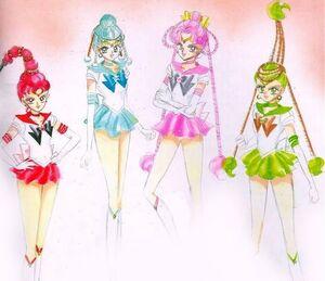 Sailor Quartet