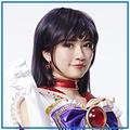 Ranze Terada - Sailor Mars (Nogizaka)