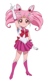 Sailor Chibi Moon (Crystal)