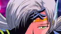 Sailor Star Healer's stock introduction - 90's First Anime (Sailor Stars)