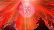 Książę Dimande chwyta Sailor Moon SMC - act21
