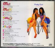 Best Song Collection Pretty Cast Back Cover