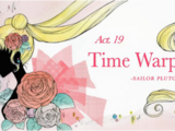 Act 19 Time Warp - Sailor Pluto - (episode)