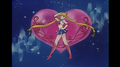 Sailor Moon's pose (S Movie)