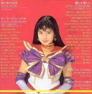Hiroko as Sailor Mars