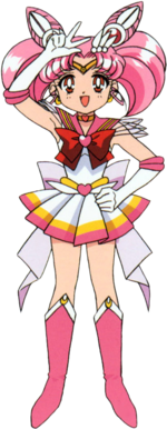 Chibiusa Tsukino Sailor Chibi Moon Super Sailor Form - Anime