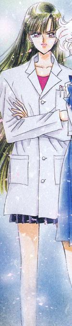 Setsuna Meiou - Manga