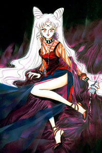 Black Lady Sailor Moon