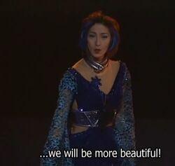 Miki Kawasaki - Zilpah Sapphire
