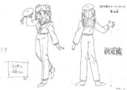Usagi Outfit Design 42