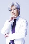 Yūki Kaon - Profesor Tomoe