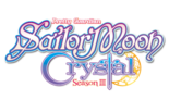 Sailor Moon Crystal Season 3 English Logo