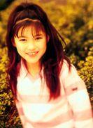 Młoda Ayano Gunji