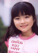 Młoda Nanami Ōta