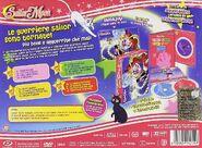 Sailor Moon Italian DVD 2 Back