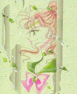 Sailor jupiter (manga)