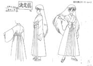 Rei Anime Design 3