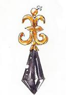 Evil Black Crystal (materials)