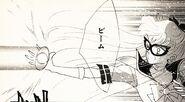 Crescent Beam (manga) 2