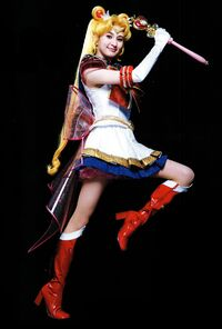Satomi Ōkubo - Sailor Moon (voyage) 2