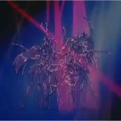 Las Sailor al inicio del ending