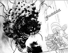 Daimon manga