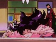 Rei falling