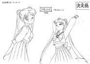 Usagi Anime Design 2