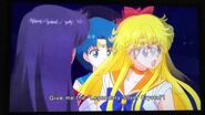 Venus Love-Me Chain First Time Sailormoon Crystal