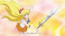 Venus Wink Chain Sword – Crystal