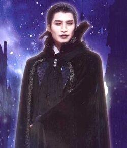 Yuuta Mochizuki - Count Dracul