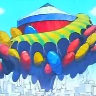 El circo en en el anime.