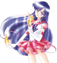 SailorMars Icon