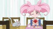 Sailor moon crystal act 27 diana on the table-1024x576
