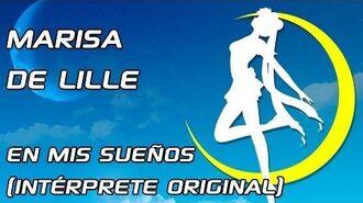 ·MARISA DE LILLE·「Luz De Luna ~Versión Full~」(Intérprete original)