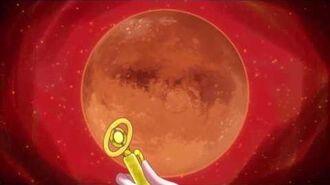 Mars Power Make Up + Speech