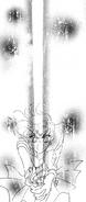 Kosmiczny Miecz manga