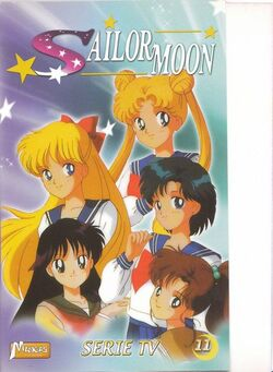 Sailor Moon Vol. 11 - French VHS