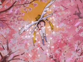 Eternal Sailor Moon goes to rescue Mamoru