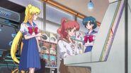 Usagi, Ami i Makoto SMC - act5