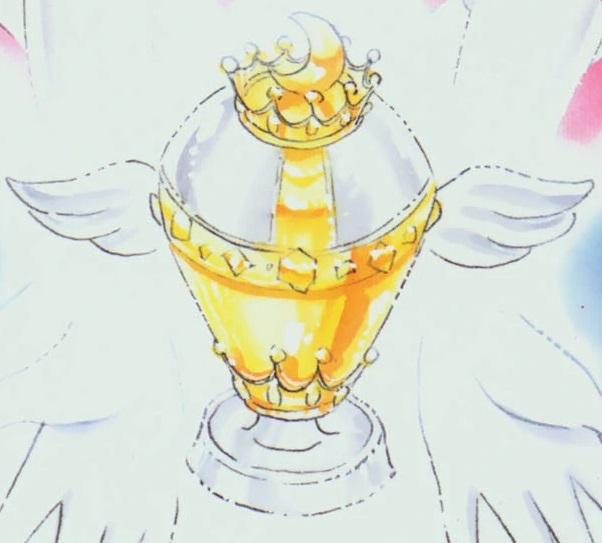 Święty Graal (manga)